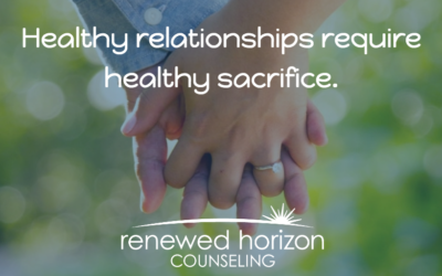 Do's and Don'ts of Sacrifice in Relationships