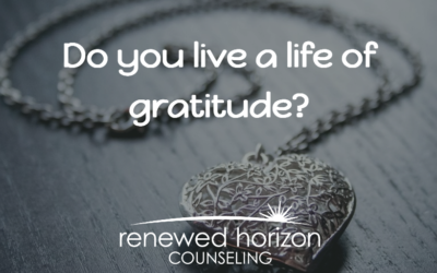 Benefits of Gratitude All Year Long