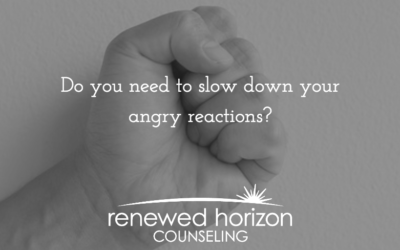 Are You Slow to Anger?