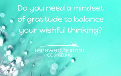 A Mindset of Gratitude