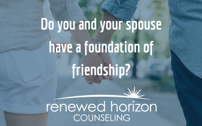 Is it important to be friends with your spouse?